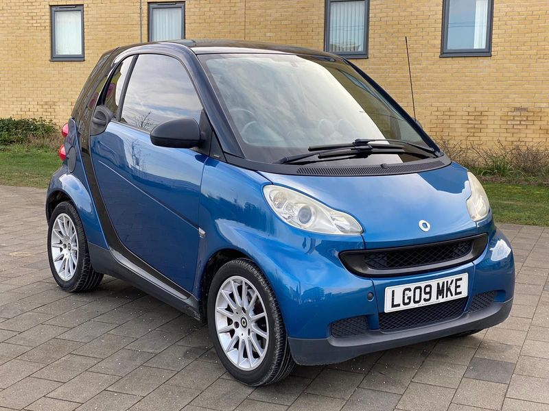 Fortwo 1.0 Passion 2dr