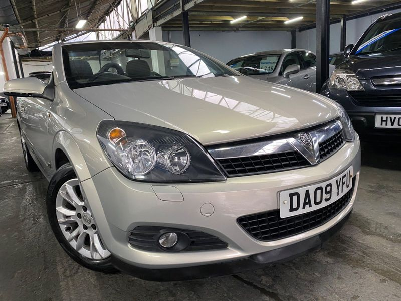 Astra 1.6 I Sport Twin Top