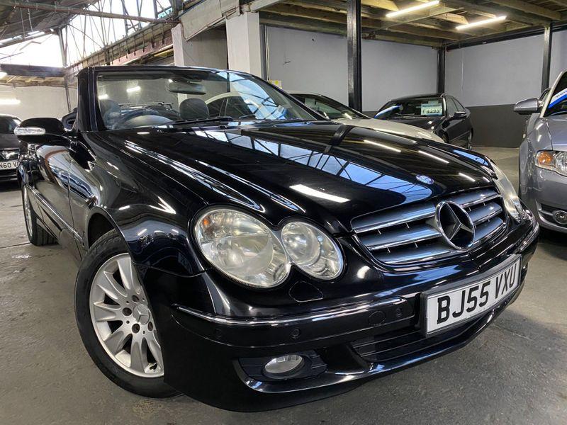 Mercedes-Benz CLK (2006)