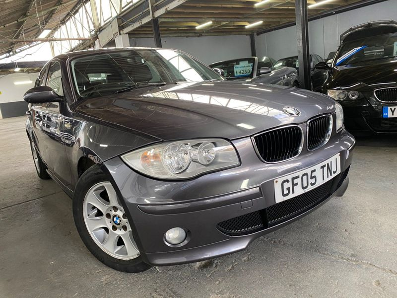 BMW 1 Series (2005)